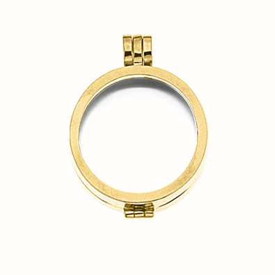 MY iMenso Medallion 24mm (925/Gold-Plated) 24-0074