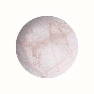 MY iMenso Rose Quartz Gemstone 33mm Insignia 33-0083