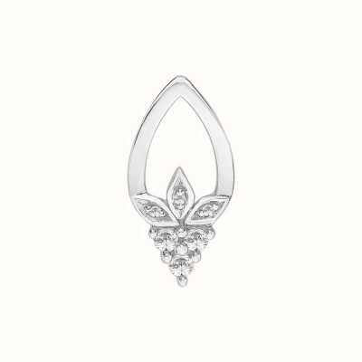 Perfection Crystals Fancy Pendant (0.10ct) P3292-SK