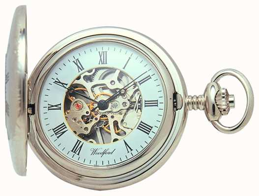 Woodford Mechanical Pocket Watch 1020