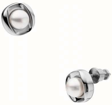 Skagen Stainless Steel Earrings JESS025