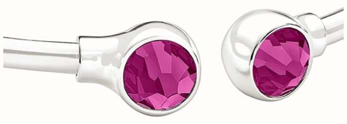 Chamilia Crystal Bangle Accents ONLY - Fuchsia Swarovski 1025-0003
