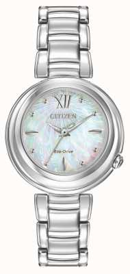 Citizen Eco-Drive Womens L Sunrise Watch EM0330-55D
