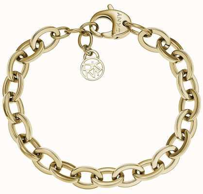 DKNY Gold PVD  plated Must Have Bracelets NJ2150710