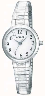 Lorus Ladies' Steel Expander Bracelet Watch RG239NX9