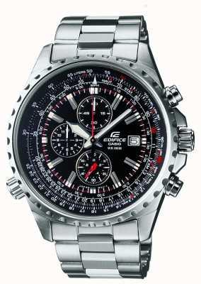 Casio Mens Edifice Chronograph watch EF-527D-1AVEF