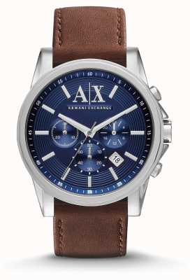 Armani Exchange Outerbanks Mens Chronograph Watch AX2501