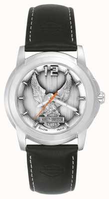Harley Davidson Black Eagle Watch 76A12