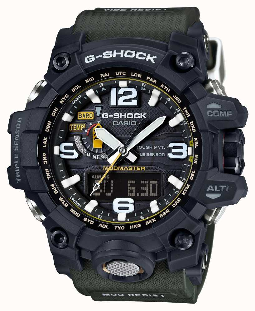 watch reviews tough g solar shock gravity defier htm watches casio