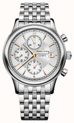 Maurice Lacroix Les Classiques Chronograph Automatic Date LC6158-SS002-130-1