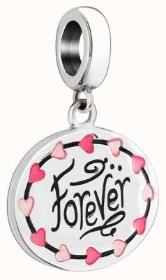 Chamilia Heart Strings 'Forever' Charm 2020-0853