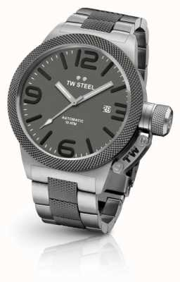 TW Steel Mens Canteen Grey Dial CB205