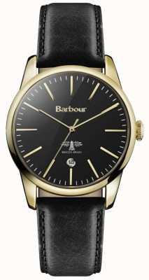 Barbour Leighton Unisex Watch BB049GDBK