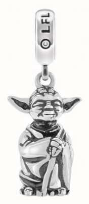 Chamilia Yoda Sterling Silver Star Wars Charm 2010-3435