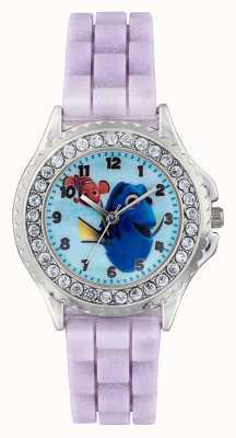 Disney Princess Childrens Finding Dory Nemo Purple Strap FDO3035
