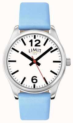 Limit Womens Blue Strap White Dial 6182.01