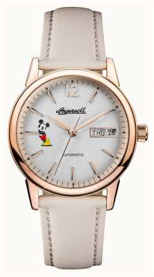 Disney By Ingersoll Womens Union The New Haven Disney Leather Strap ID01102