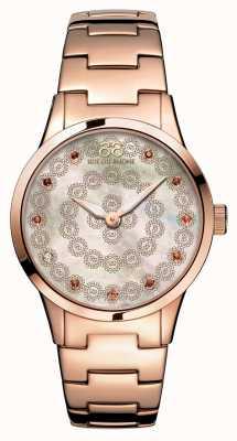 88 Rue du Rhone Rive 32mm Ladies Quartz Rose Gold 87WA153202