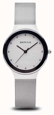Bering Womans Silver Mesh Watch 12934-000