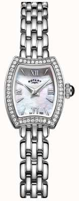 Rotary Womans Stainless Steel Cocktail LB05054/41