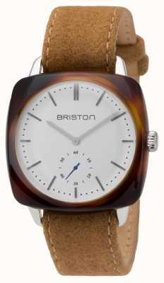 Briston Mens Clubmaster Vintage Acetate Small Second Tortoise Shell 16440.SA.TV.2.LFCA