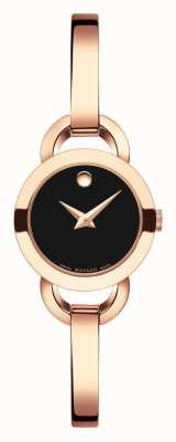 Movado Women's Rondiro rose Gold PVD-finished 0607065