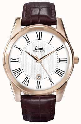 Limit Mens Limit Watch Leather 5453.01