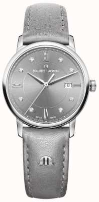 Maurice Lacroix Womans Eliros Grey EL1094-SS001-250-1