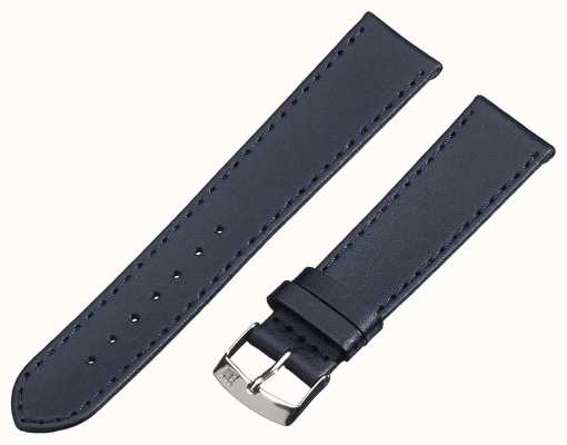 Morellato Strap Only - Sprint Napa Leather Dark Blue 16mm A01X5202875062CR16