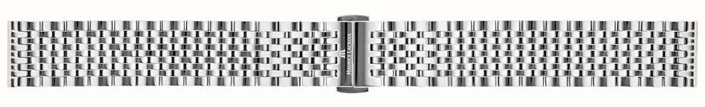 Maurice Lacroix Strap Only 16mm Stainless Steel Milanese Bracelet Strap Only ML450-005001
