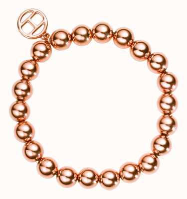 Tommy Hilfiger Womens Rose Gold Plated Bracelet 2700503