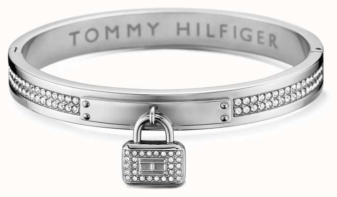 Tommy Hilfiger Womens Stainless Steel Bangle 2700709