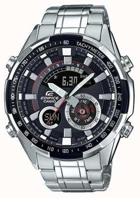 Casio Edifice Watch With Tachymeter Chronograph ERA-600D-1AVUEF