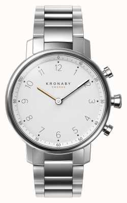Kronaby 38mm NORD Bluetooth Stainless Steel Bracelet A1000-0710 S0710/1