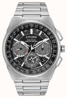 Citizen | F900 Satellite Wave | Super Titanium™ | GPS Chronograph CC9008-50E