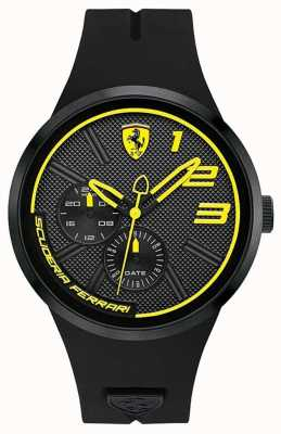 Scuderia Ferrari FXX Yellow And Black Dial 0830471