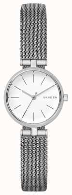 Skagen Womens Signatur Stainless Steel Petit Watch SKW2642