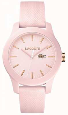 Lacoste Womans 12.12 Watch Pink 2001003