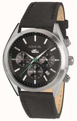 Breil Mens Mantacity Italian Leather Strap TW1608