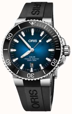 Oris Clipperton Limited Edition Rubber strap 01 733 7730 4185-SET RS