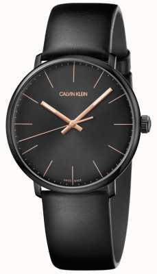 Calvin Klein Mens High Noon Watch Minimalist K8M214CB