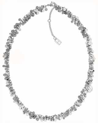 Tommy Hilfiger Stainless Steel Disc Necklace 2780017