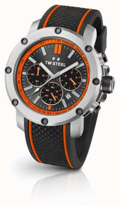 TW Steel 48mm Mens Coronel Dakar Limited Edition TS8