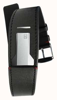 Klokers KLINK 01 Satin Black Strap Only 22mm Wide 230mm Long KLINK-01-MC1