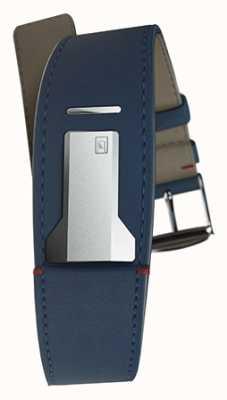 Klokers KLINK 01 Indigo Blue Strap Only 22mm Wide 230mm Long KLINK-01-MC3
