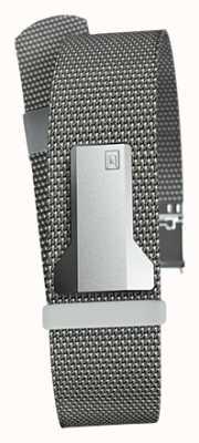 Klokers KLINK 05 Steel Grey Milano Strap Only 20mm Wide 230mm Long KLINK-05-MC1