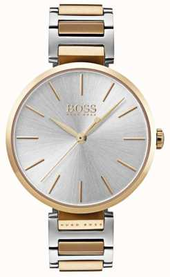 Boss Womens Allusion Watch Two Tone Steel 1502417