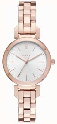 DKNY Womens Ellington Stainless Steel Strap NY2593