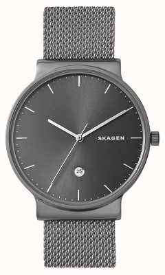 Skagen Mens Ancher Stainless Steel Mesh Strap SKW6432