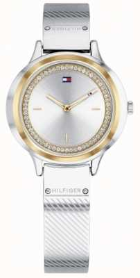 Tommy Hilfiger Womens Olivia Stainless Steel Watch 1781912